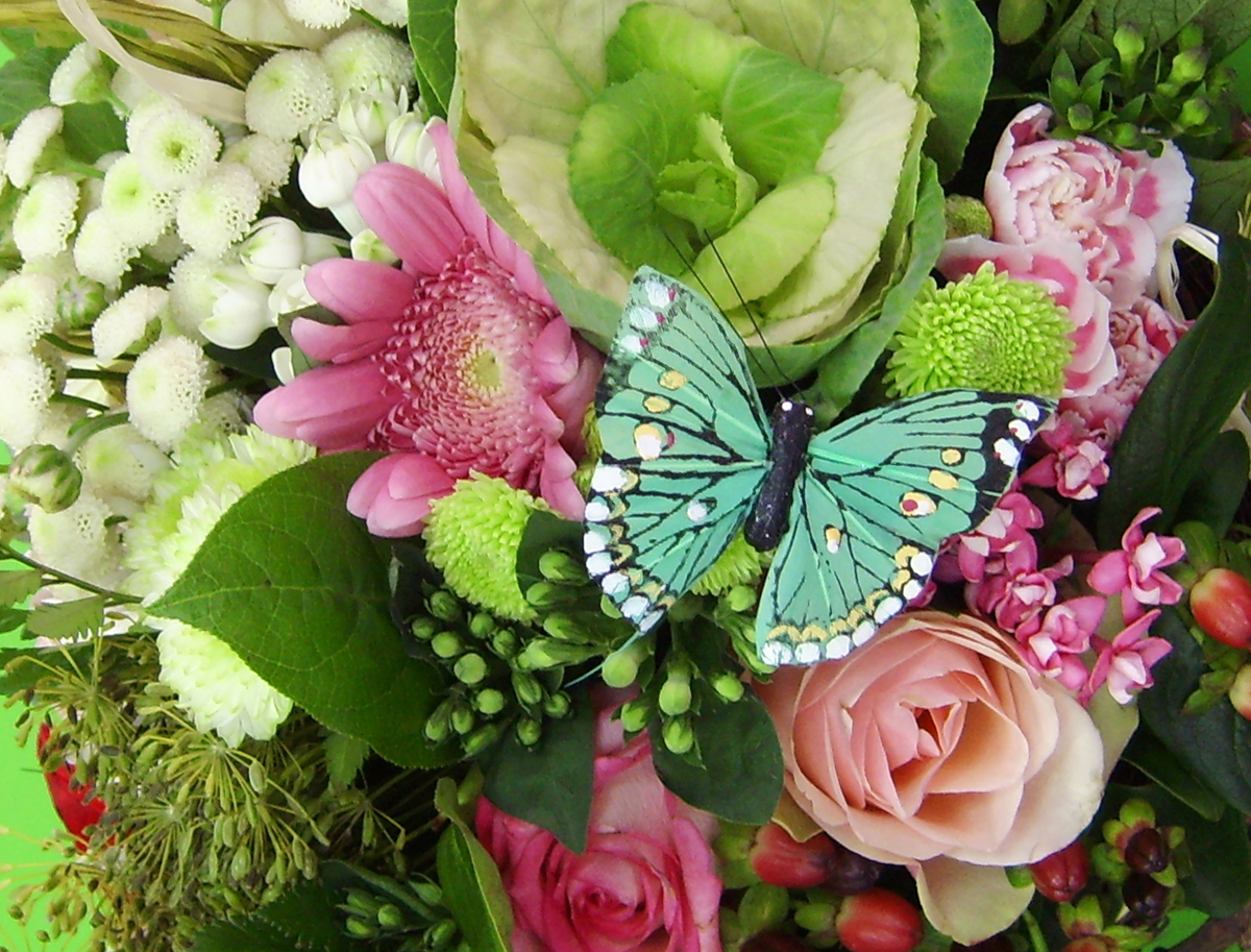 Цветы на заказ и фото